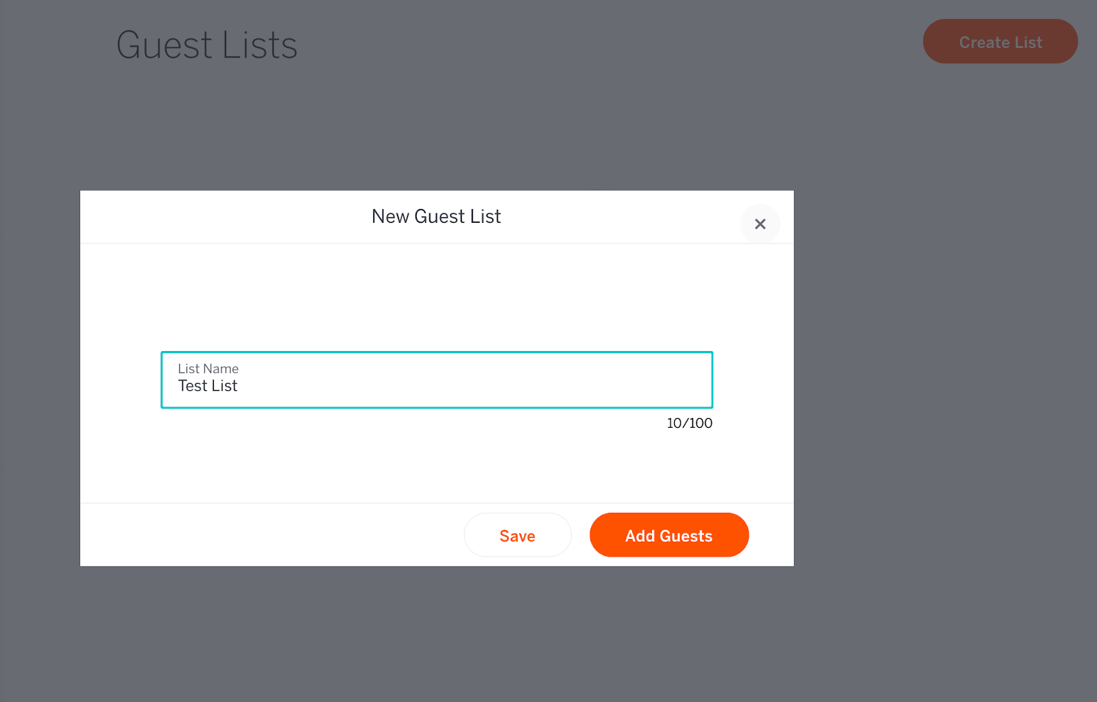 how to create and manage guest lists on eventbrite music