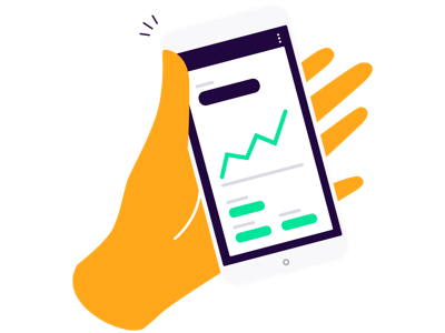 An app designed for organisers