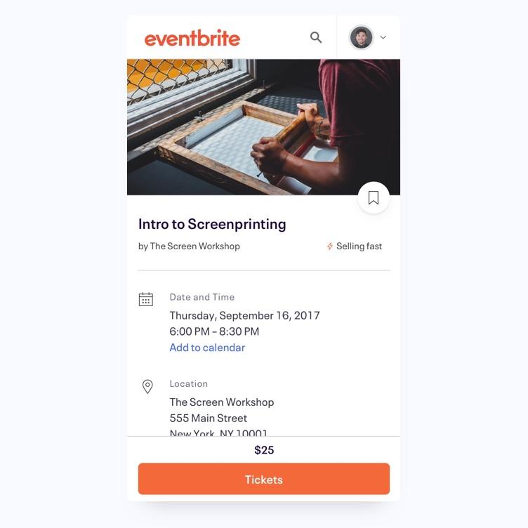 Eventbrite Essentials Package | Eventbrite