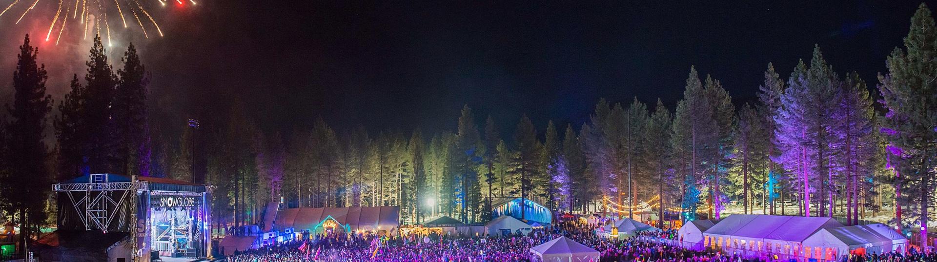 SnowGlobe Music Festival, South Lake Tahoe, CA