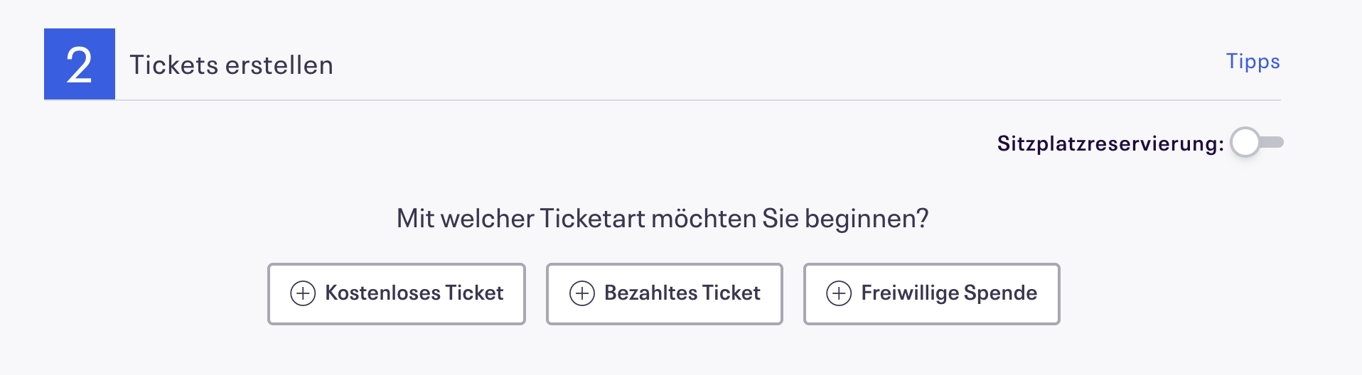 So Berechnen Sie Steuern Auf Tickets Und Stellen Teilnehmern