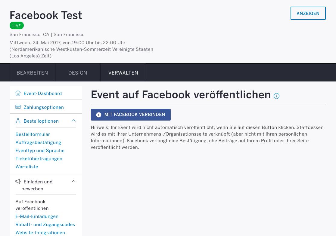facebook seite erstellen kosten