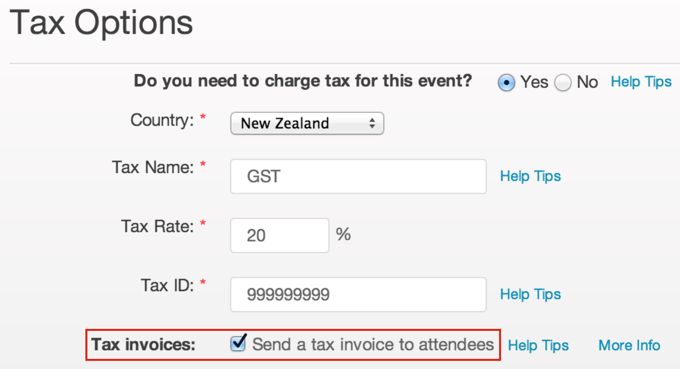 invoice charge