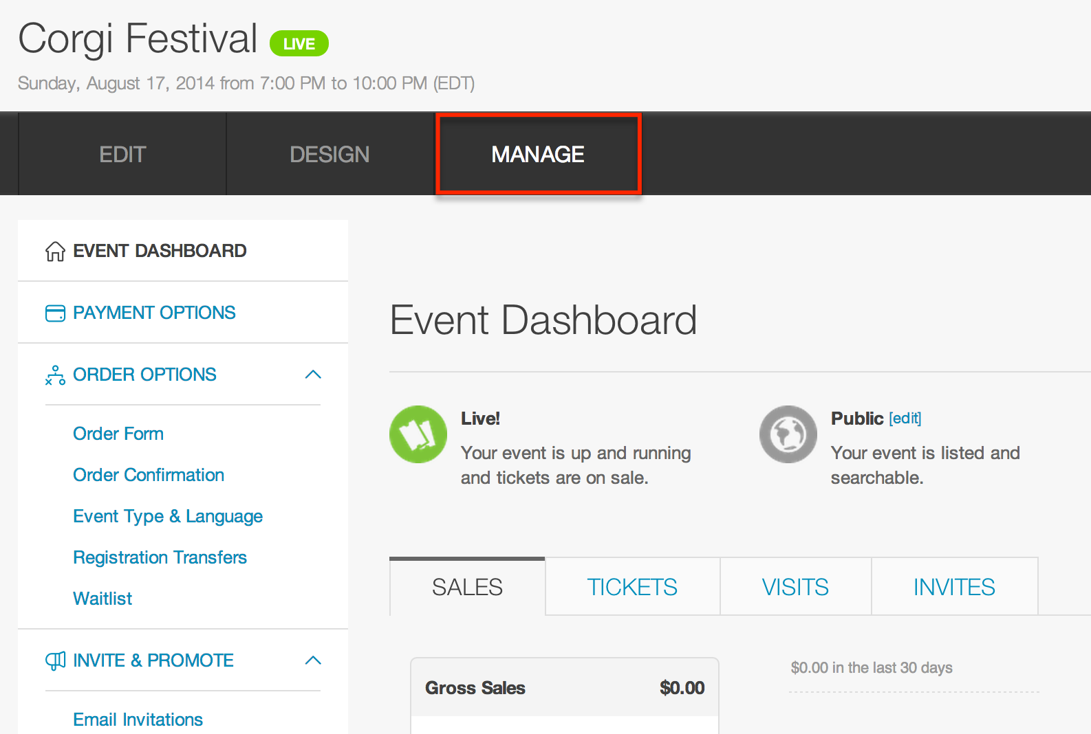 How to cancel an event Eventbrite Help Center