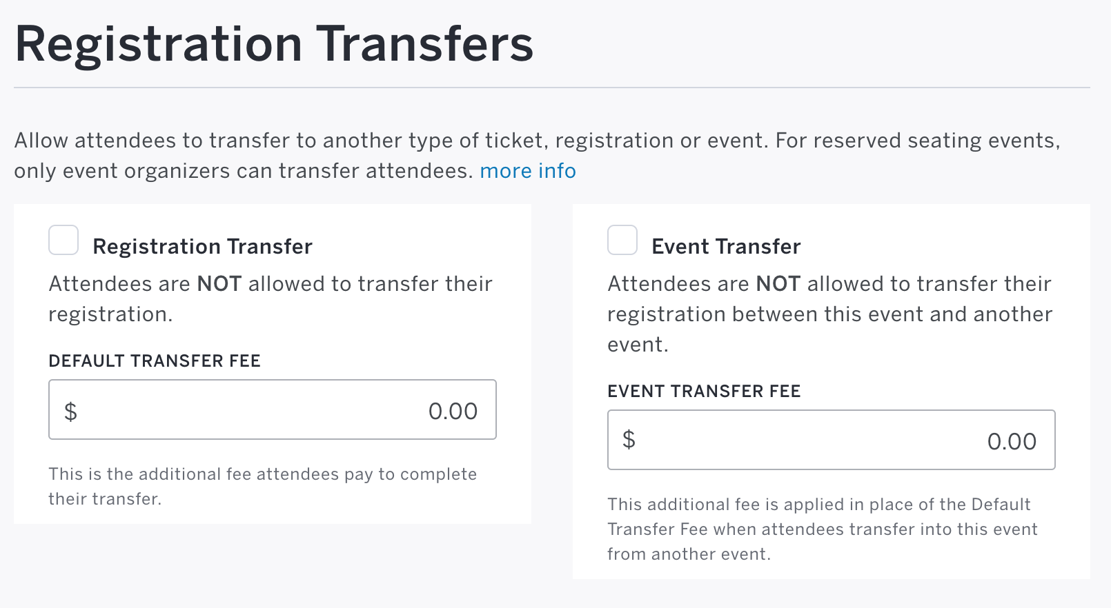 How To Turn Off Registration Ticket Transfers Eventbrite Help Center Gate Switch Disable Transfer And Event Options Are The First Under