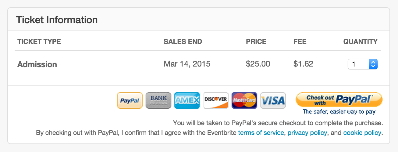 How to use PayPal for payment processing and payout | Eventbrite