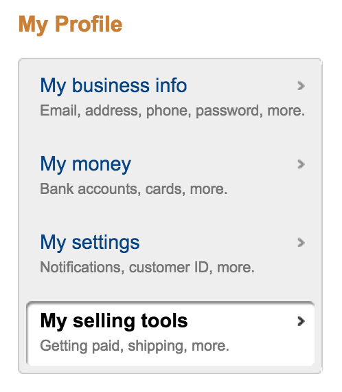 How to turn off the PayPal account requirement option | Eventbrite