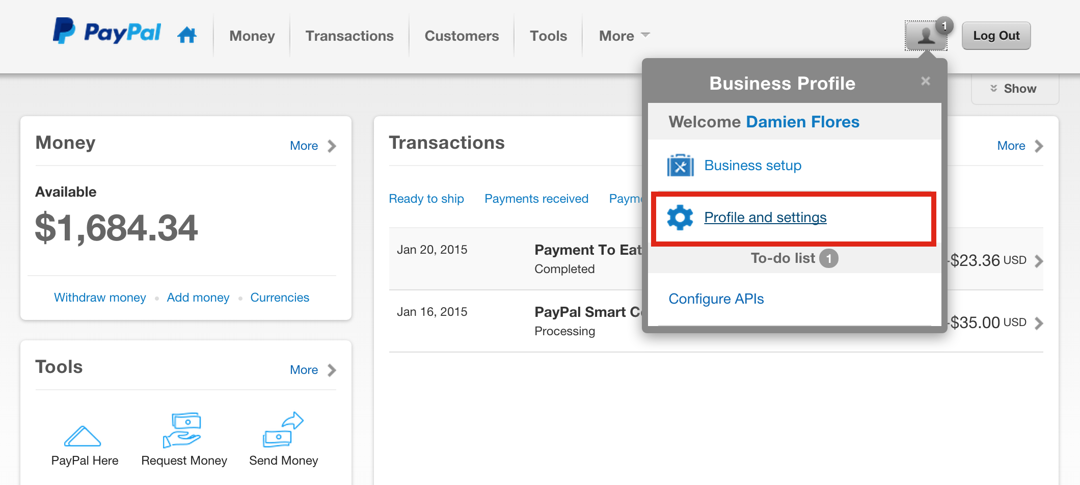 How to turn off the PayPal account requirement option | Eventbrite ...