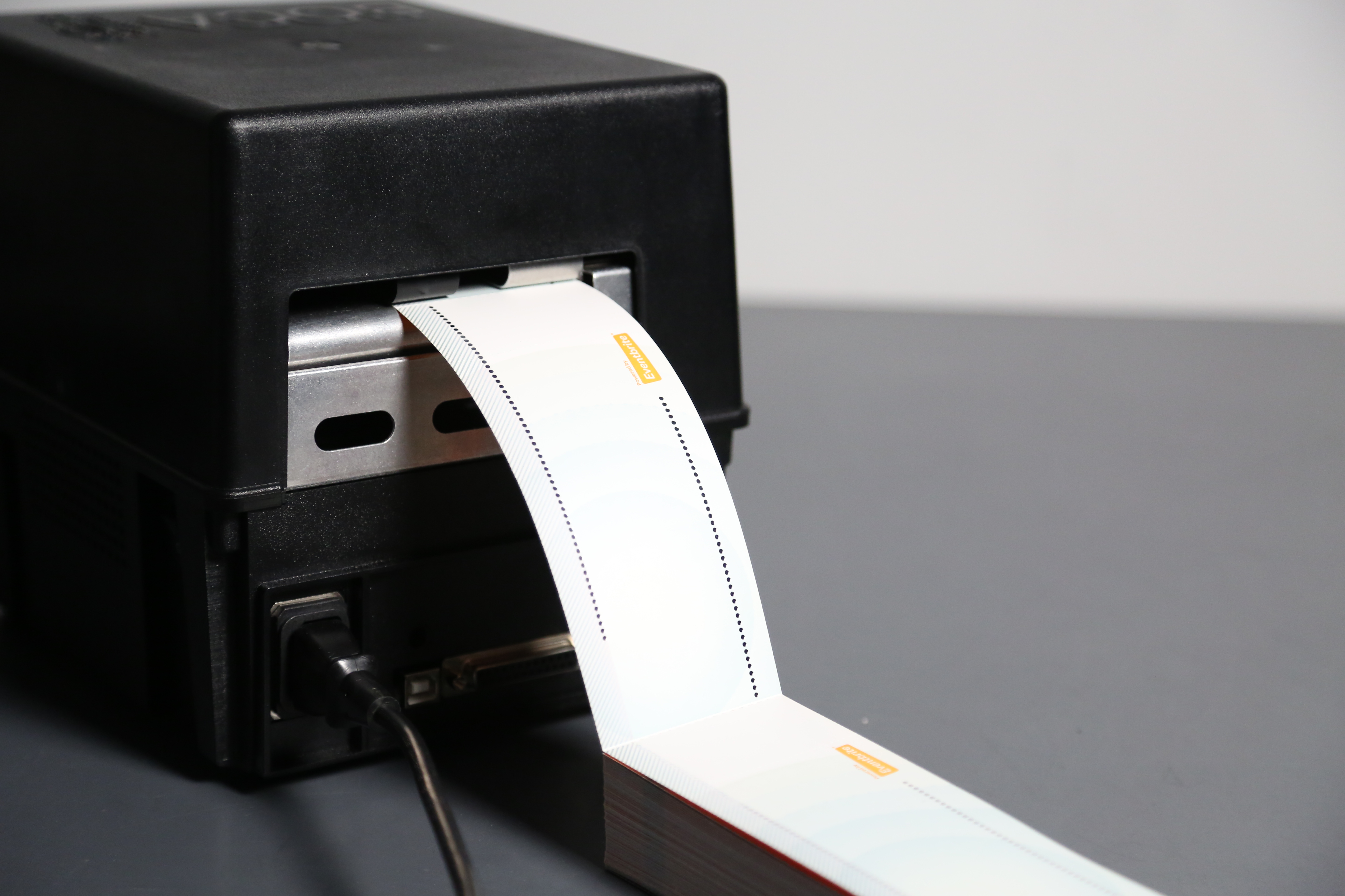 How to set up a Boca printer and print tickets with Eventbrite